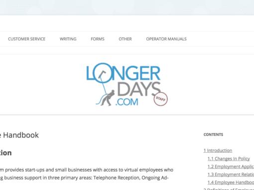 Staff.LongerDays.com